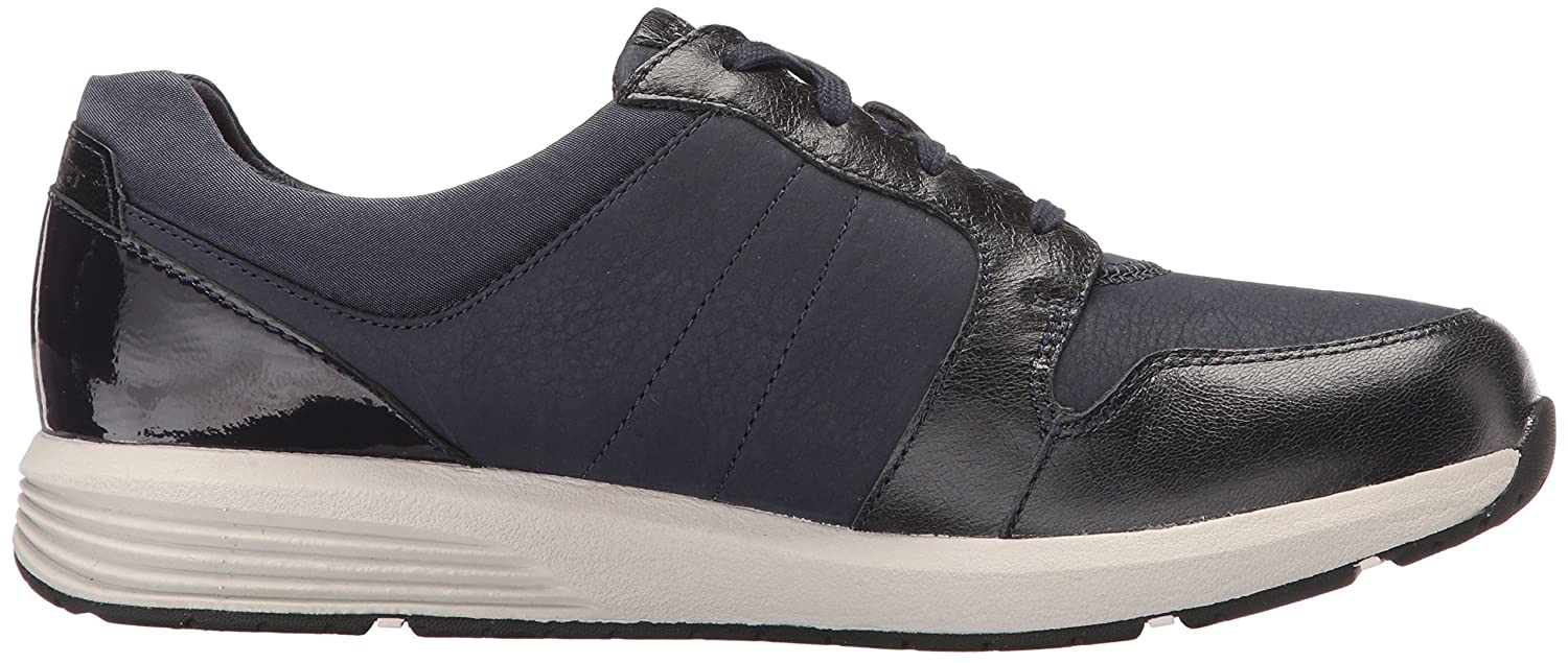 Rockport B01N81BHTO Women's Trustride Derby Trainer Fashion Sneaker B01N81BHTO Rockport 11 2E US|Dark Blue 578ce7