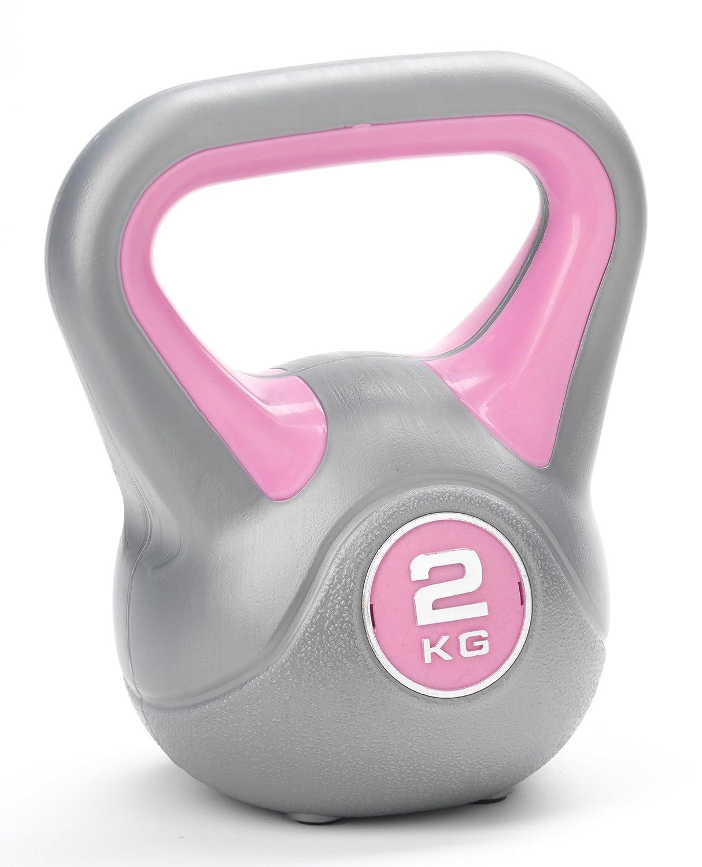 York Fitness - Pesa rusa (vinilo) Purple 6kg Talla:6kg: Amazon.es: Deportes y aire libre