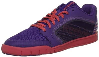 c5ee69348c0 Reebok Women s Dance Urlead Trainers Purple Size  8  Amazon.co.uk ...