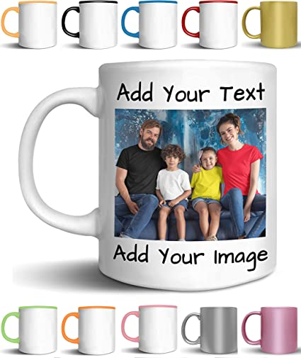 STEPHEN Coffee Mug Cup featuring the name in photos of sign letters