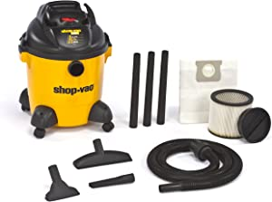 Shop-Vac 9650800 3.5-Peak HP Pro Series Wet or Dry Vacuum with Detachable Blower, 8-Gallon