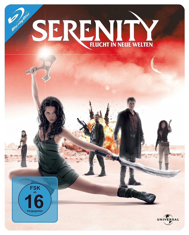 Serenity - Flucht in neue Welten - Steelbook Alemania Blu-ray ...