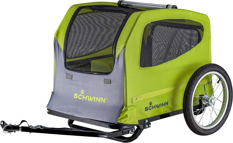 schwinn dog bike trailer