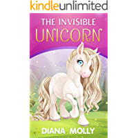 Books for Girls : Finding The Invisible Unicorn: Tales, Friendship, Unicorn books for kids, Puberty Books for Girls 9-12