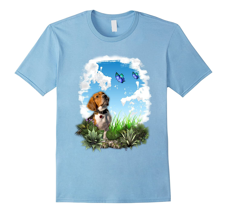 Beagle dog Tshirts-Art