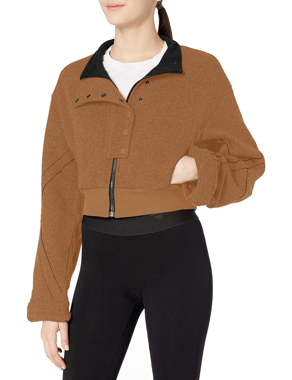 Image of Active & Performance Alo Yoga Women's Wool Zip Jacket