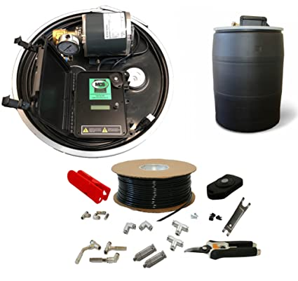 Amazon mosquito misting system 55 gallon automated system do mosquito misting system 55 gallon automated system do it yourself 30 nozzle kit solutioingenieria Image collections