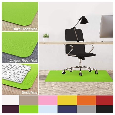 Amazoncom Casa Pura Office Chair Mat Hardwood Floor 30x48