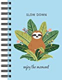 Sloth Journal - Slow Down: Enjoy the Moment