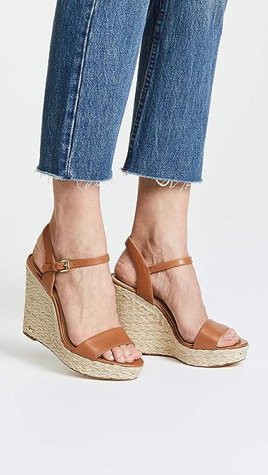 d6e7390dbea MICHAEL Michael Kors Jill Wedge Acorn Vachetta Women s Shoes  Amazon.ca   generic