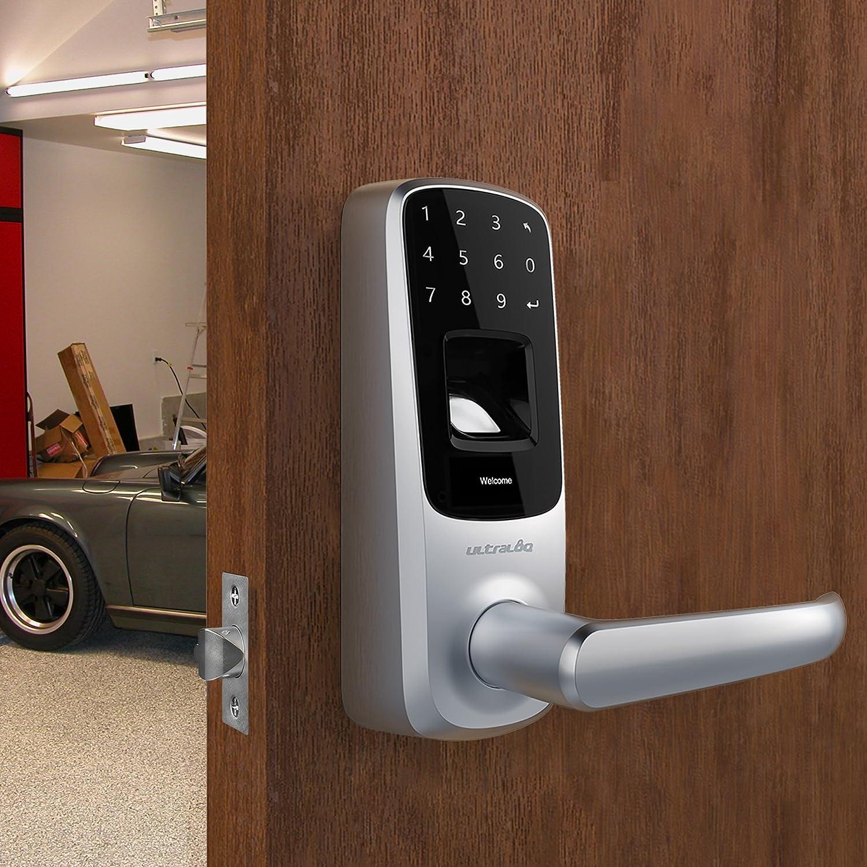 Amazon.com: Ultraloq Ul3 - Cerradura inteligente para ...