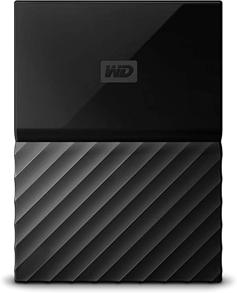 My Passport 2TB External USB 3.0 Portable Hard Drive with Hardware Encry... WD