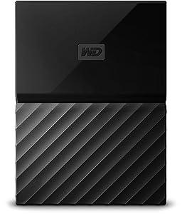 Western Digital BS4B0020BBK-WESN My Passport 2TB Portable External Hard Drive...