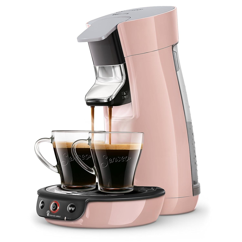 Philips hd6563/31Senseo Viva Kaffeepadmaschine 400100001, 0,9l, Puderrosa 9l