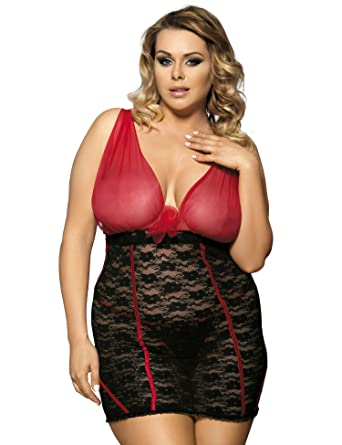 lingerie grande taille femme sexy