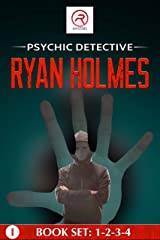 Psychic Detective Ryan Holmes: Book Set I Kindle Edition