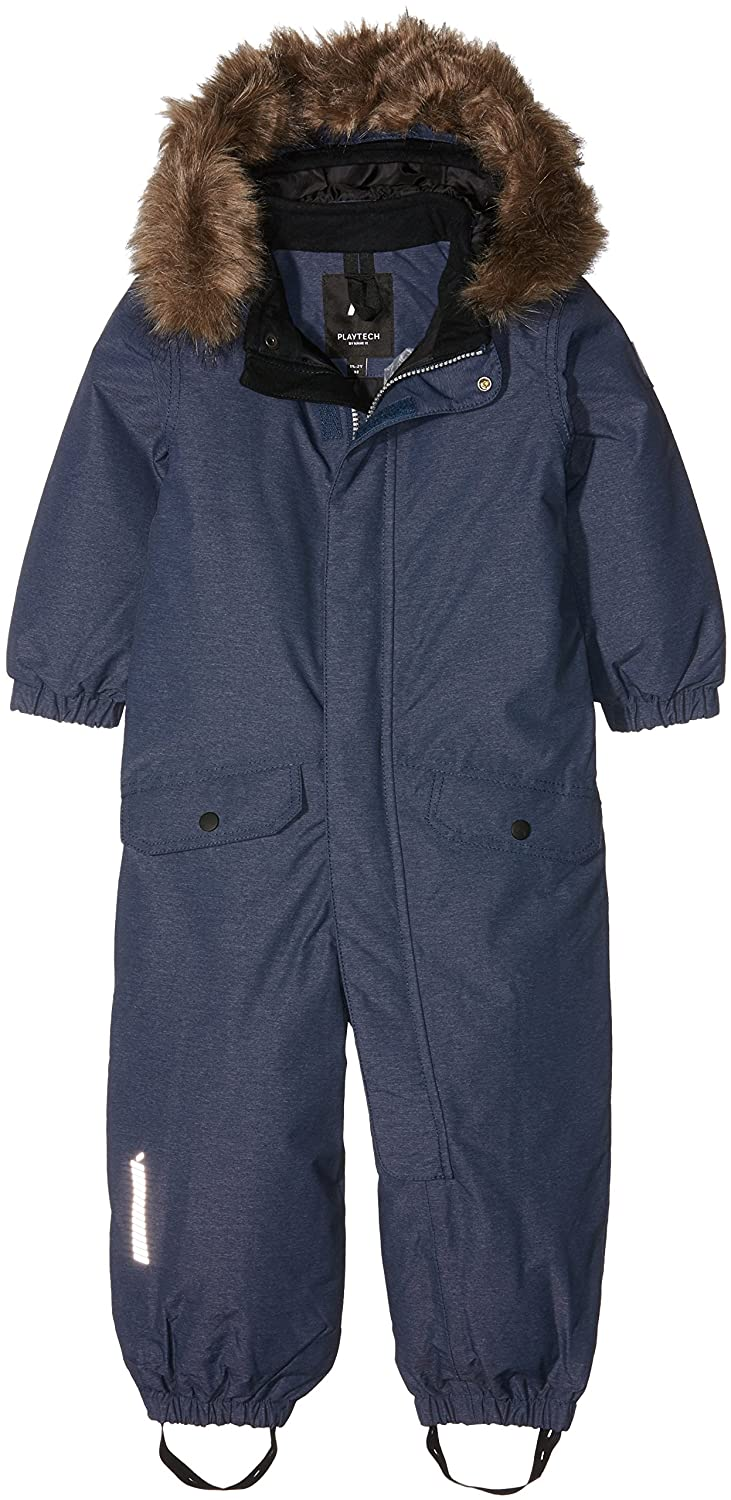 Name It Nitmedenim M Snowsuit Dress Blue Fo 316, Tuta da Neve Bambino Blu (dress Blues) 86 13126725