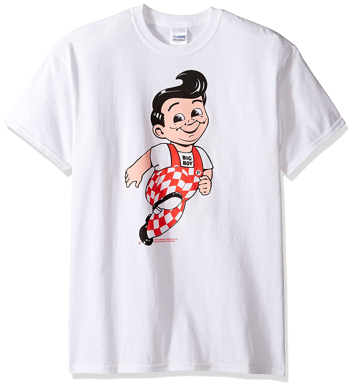 T-Line Mens Big Boy Runs Graphic T-Shirt