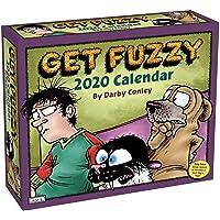 Get Fuzzy 2020 Day-to-Day Calendar