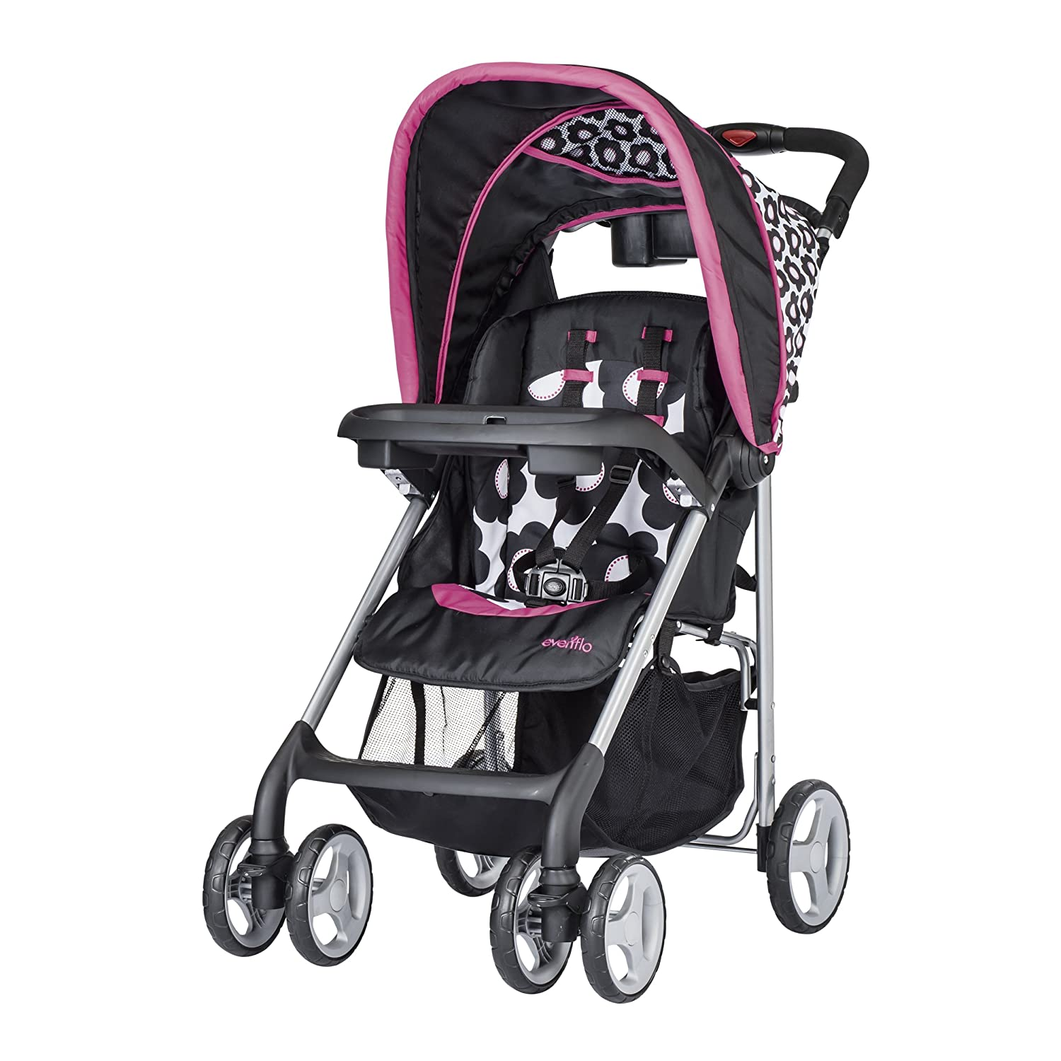 Amazon Evenflo JourneyLite Travel System With Embrace Marianna Discontinued By Manufacturer Baby