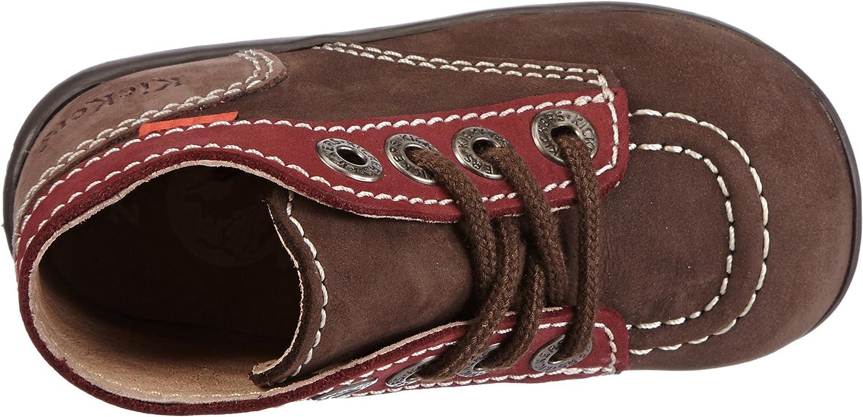 Kickers Bonbon Chaussures premiers pas b/éb/é fille