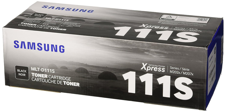 Samsung MLT-D111S/ELS Tóner para impresoras láse, 1000 páginas, color negro
