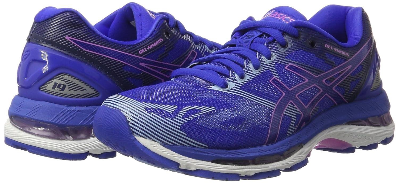 Amazon.com | ASICS Womens Gel-Nimbus 19, Blue Purple/Violet/AIRY Blue | Shoes
