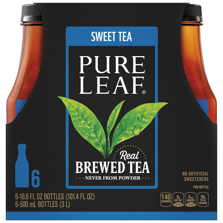 Pure Leaf Sweetened Tea, 16.9 oz, 6 pk
