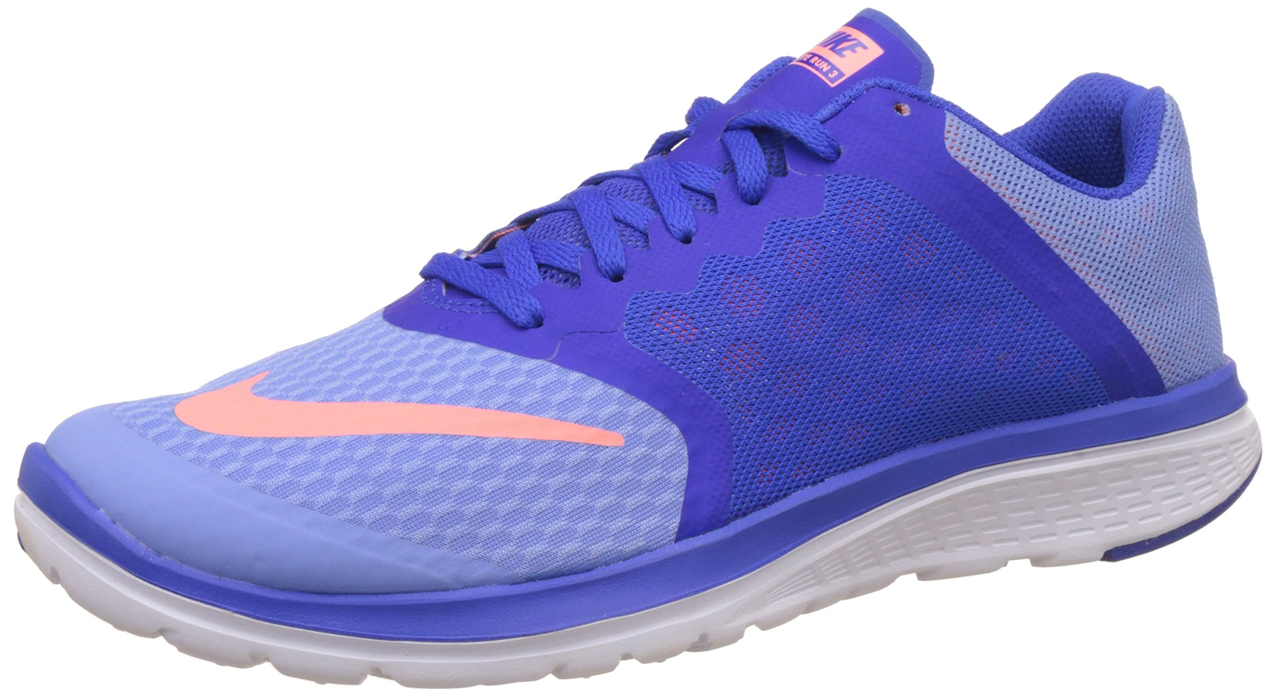 classic shoes quite nice running shoes Nike Womens Fs Lite Run 3 Running Shoe ( 6.5 B(M) US, Chalk Blue ...