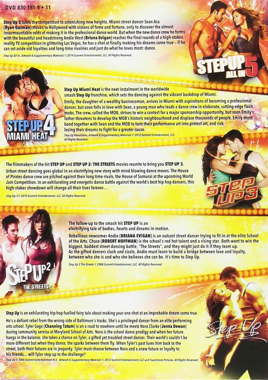Step Up 1 5 Edizione Regno Unito Italia Dvd Amazones Marc