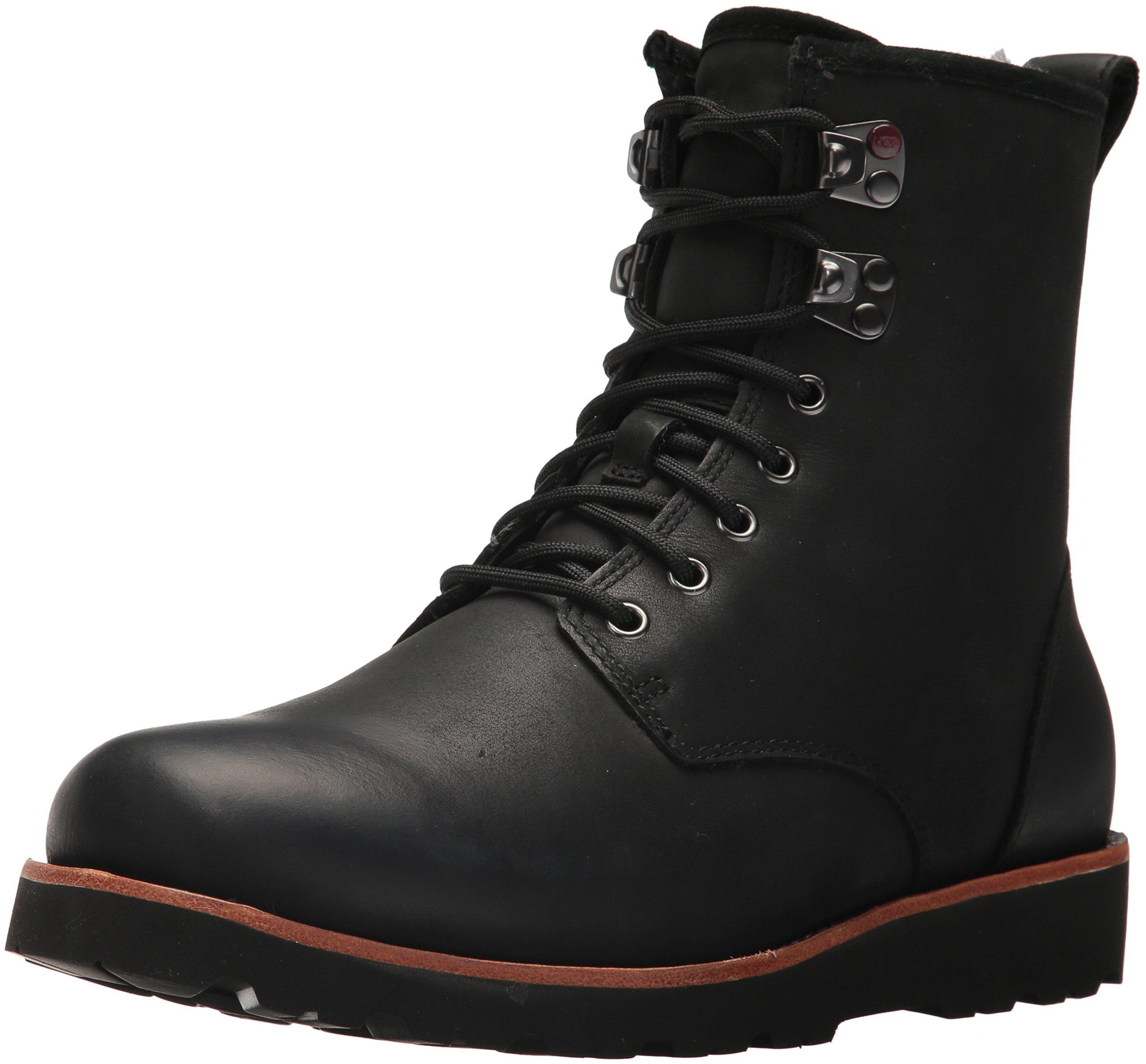 UGG Men's Hannen Tl Winter Boot, Black, 16 M US by UGG