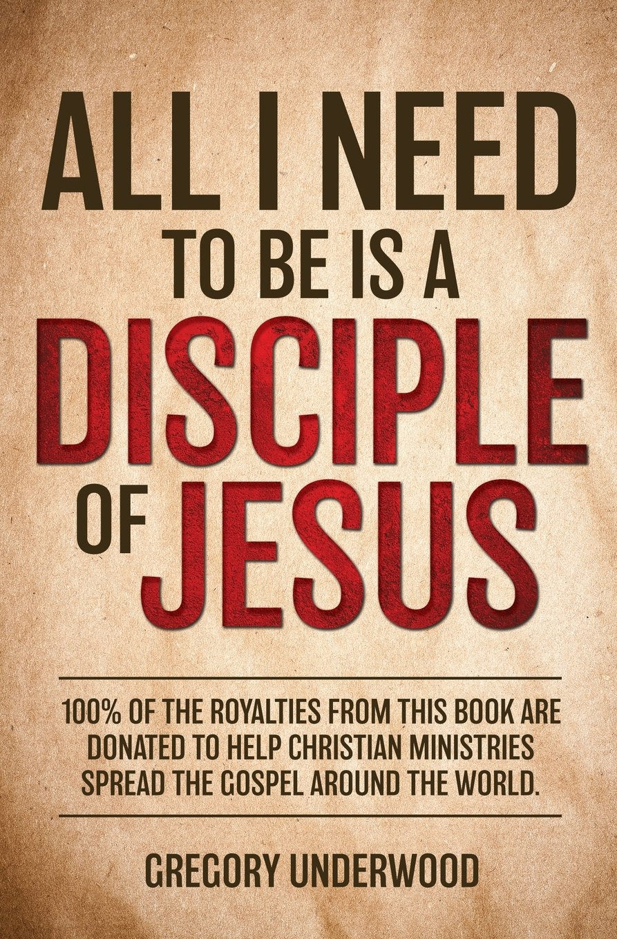 Download All I Need to Be Is a Disciple of Jesus PDF