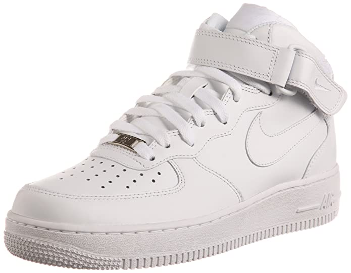 reputable site 6ceb0 2e9e0 Nike Air Force 1 Mid  07 LE, Scarpe da Basket Uomo  MainApps  Amazon.it   Scarpe e borse