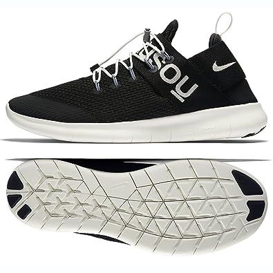 Nike Free RN Commuter 2017 X UnderCover Gyakusou 904732-001 Black/Sail Men Shoes