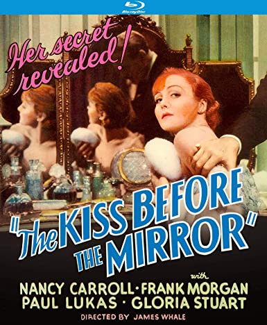 The Kiss Before the Mirror [Blu-ray]