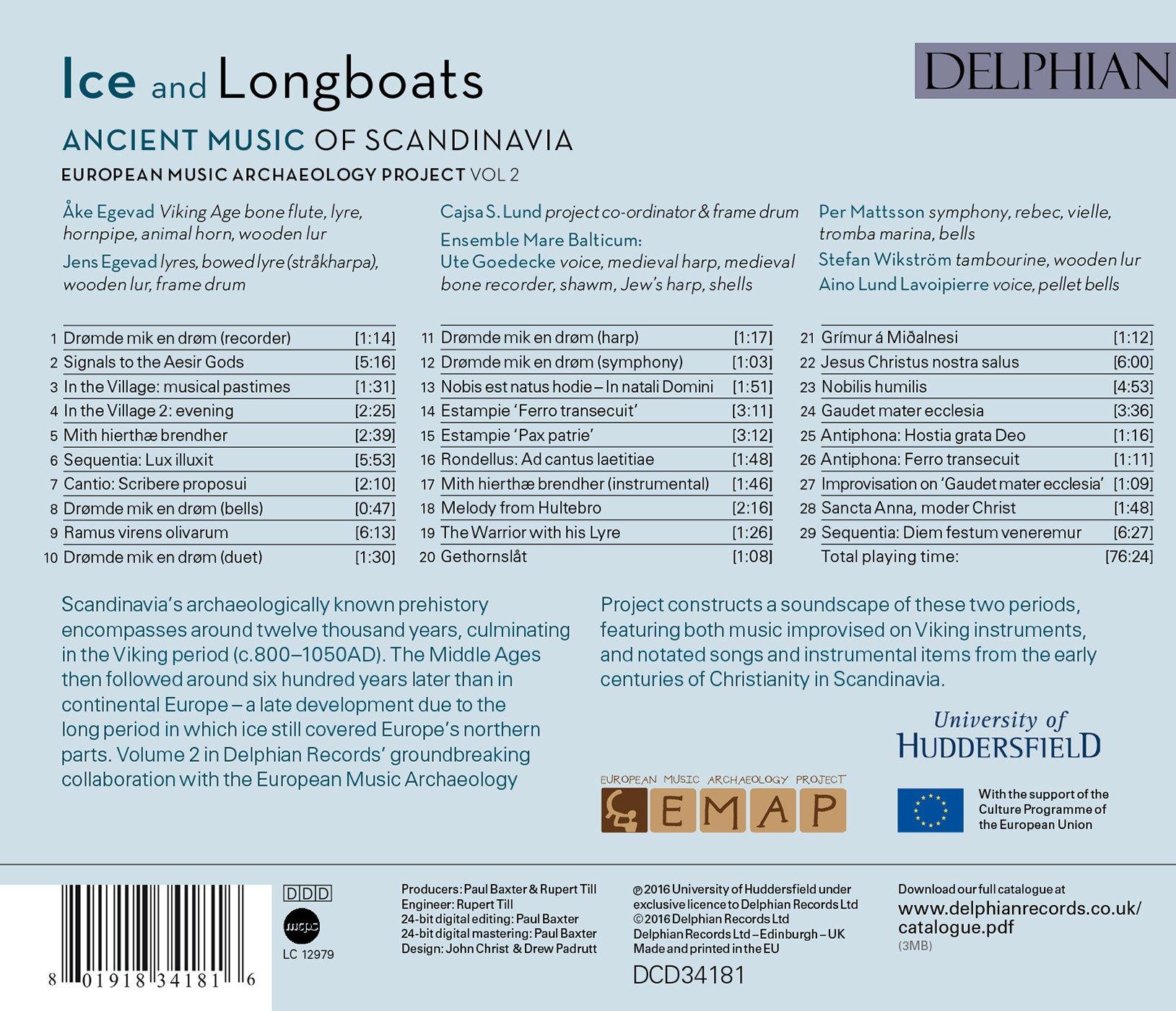 Ice & Longboat