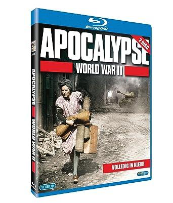 Apocalypse World War II [2 DISC] [Blu-Ray]: Amazon co uk: DVD & Blu-ray