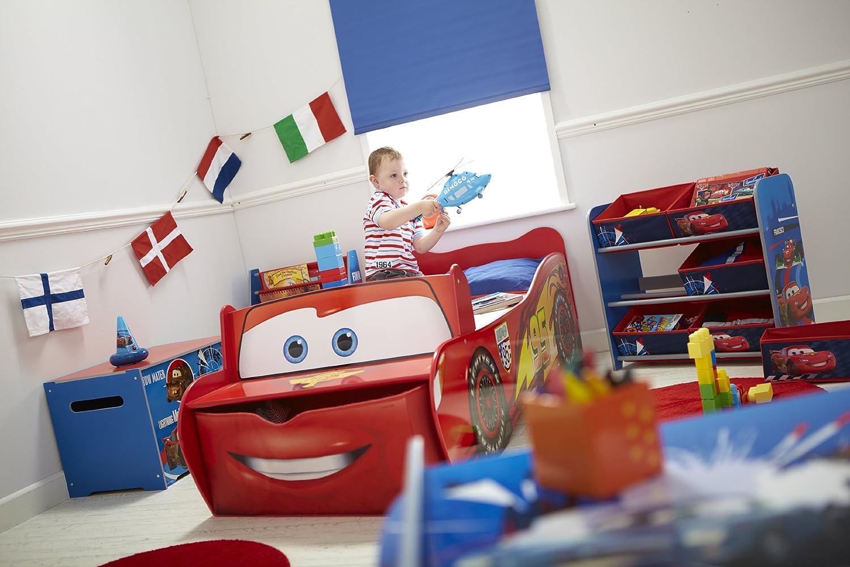 Lightning Mcqueen Bedroom Accessories Disney Cars Lightning Mcqueen Kids Toddler Bed By Hellohome