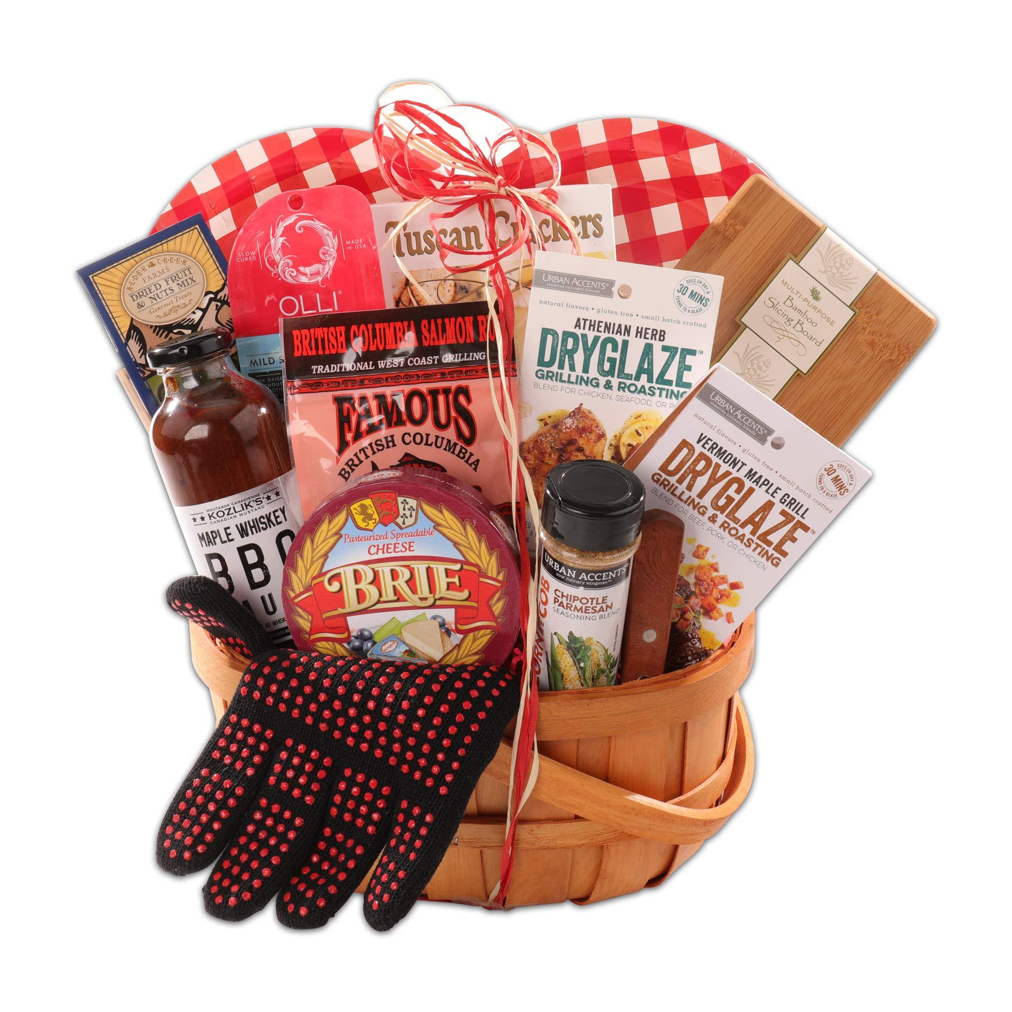 Great Grilling Gift Basket