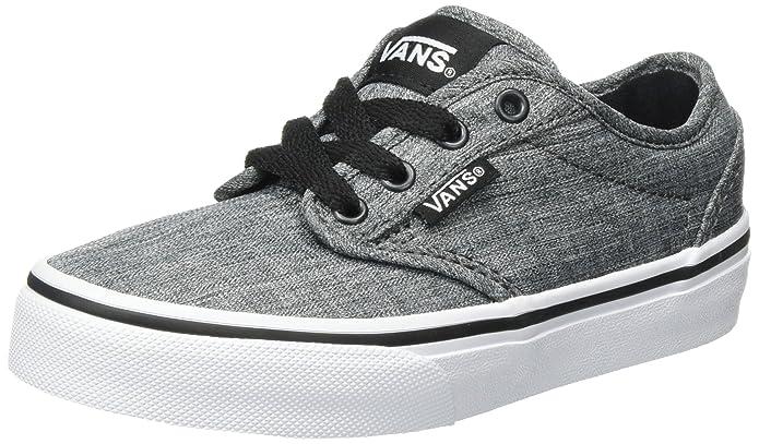 Vans Atwood Sneakers Kinder Grau (Rock Textile)