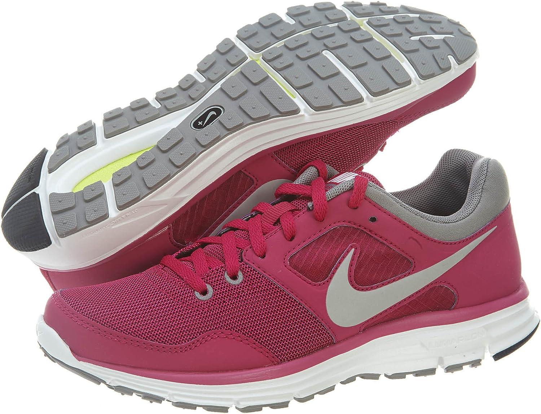 Nike Wmns Lunarfly+ 4, Zapatillas de Running para Mujer, Fucsia (SPRT FCHS/Mtlc Rd Brnz-SPRT Gr), 36 EU: Amazon.es: Zapatos y complementos
