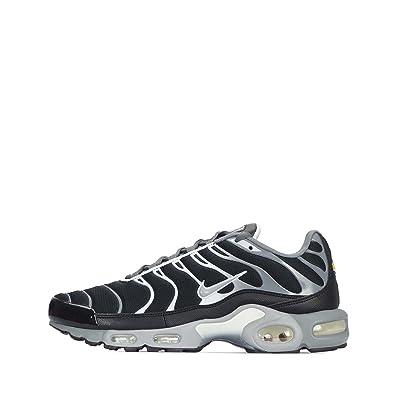 Nike Air Max Mens Air Max Tn Leather Mens Nike Black White