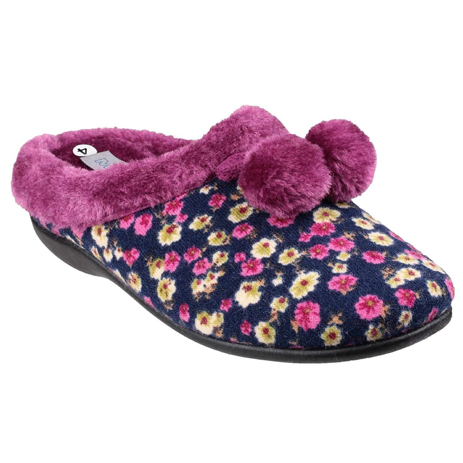 Mirak Chabilis Femmes Chabilis 19511 Fermeture Mules Pantoufles Chaussures Chaussons Slip-on Fermeture Prune 8eb7a76 - fast-weightloss-diet.space
