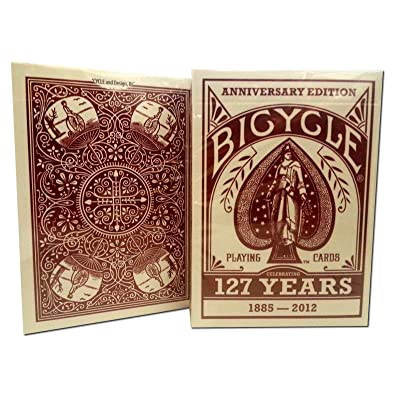 Bicycle 127th Limited Edition Playing Cards: Sports & Outdoors
