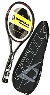 Völkl v11324.2 Racchetta da Tennis volkda Adulto organix 4 Adult Racket  Colore Nero- d2a3c10639043