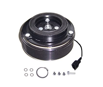 Amazon.com: AC Compressor CLUTCH ASSEMBLY Fits; Nissan Pathfinder 4.0 Liter 2005 2006 2007 2008 2009 2010 2011 2012 A/C: Automotive