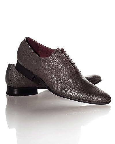 design distinctif belle qualité la vente de chaussures BLZ JEANS - Chaussures de ville homme grises tendances et originales