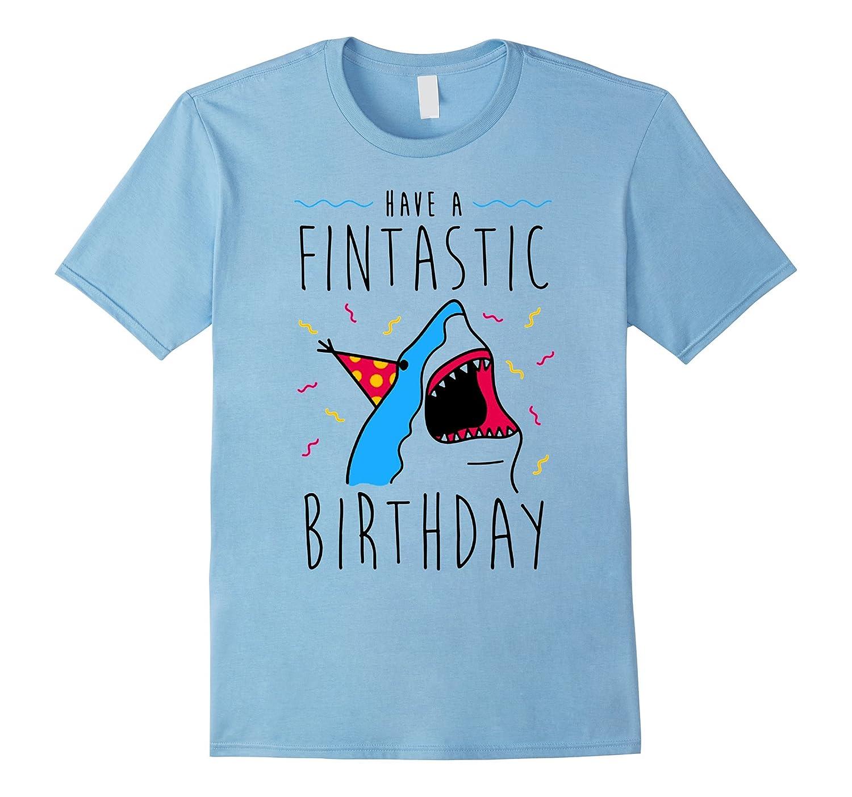have a fantastic shark birthday tshirt sharks day mug gift-Vaci