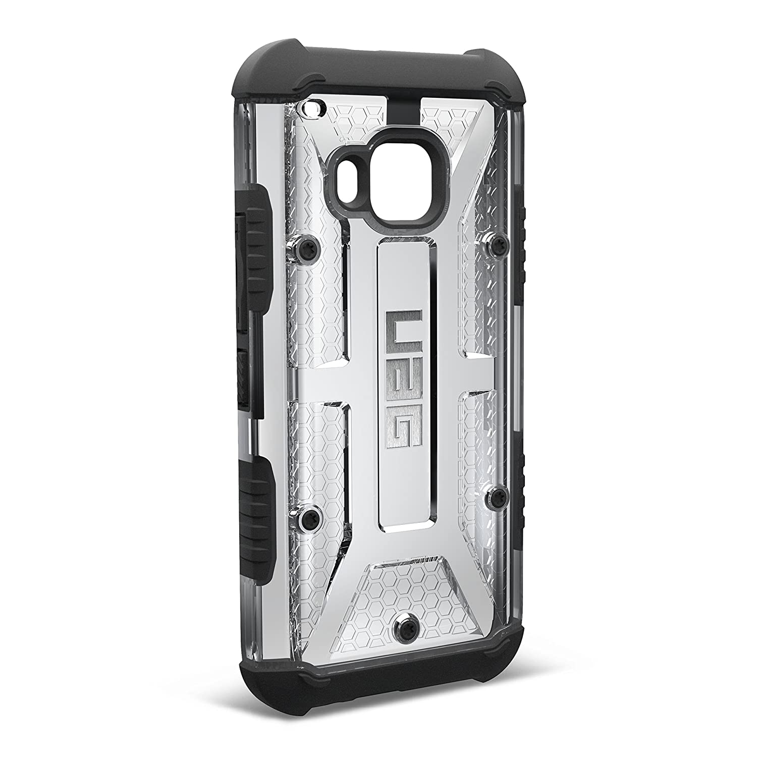 Uag Htc One M9 Feather Light Composite Ice Military Drop Tested Phone Case Cell Phones Accessories
