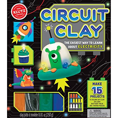 Klutz K810636 Circuit Clay: Industrial & Scientific